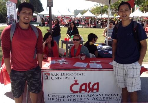 CASA Students