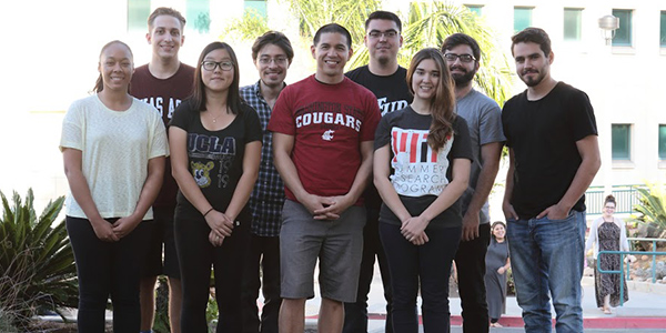 Meet the 2015-2016 MARC U*STAR Scholars