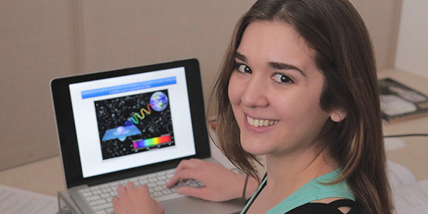 Alexis Romero: MARC Scholar