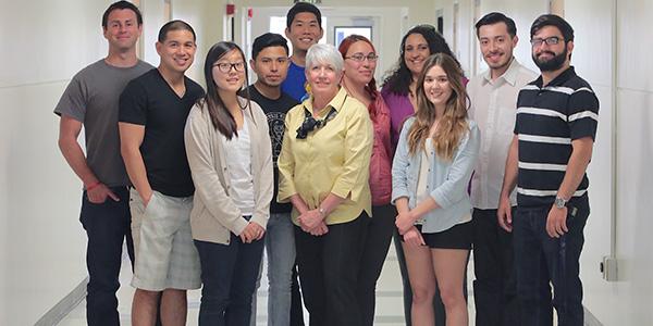2015 MARC Scholars