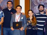 CASA Scholar Wins at the 2016 SDSU Student Research Symposium