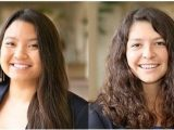 CASA Students Talia (IMSD) & Citlayi (CSU-LSAMP, MARC, MESA) Win Quest for the Best Awards 2020